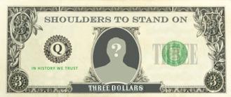 $3 bill